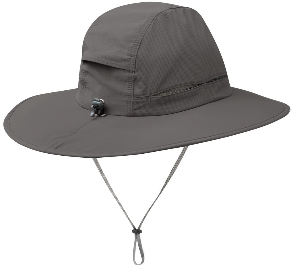 fb234fad6 Outdoor Research Sombriolet Sun Hat pewter